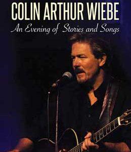 Colin Arthur Wiebe-Live In Concert